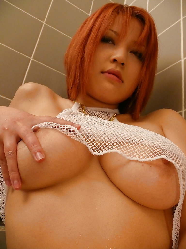 Asian boobs solo