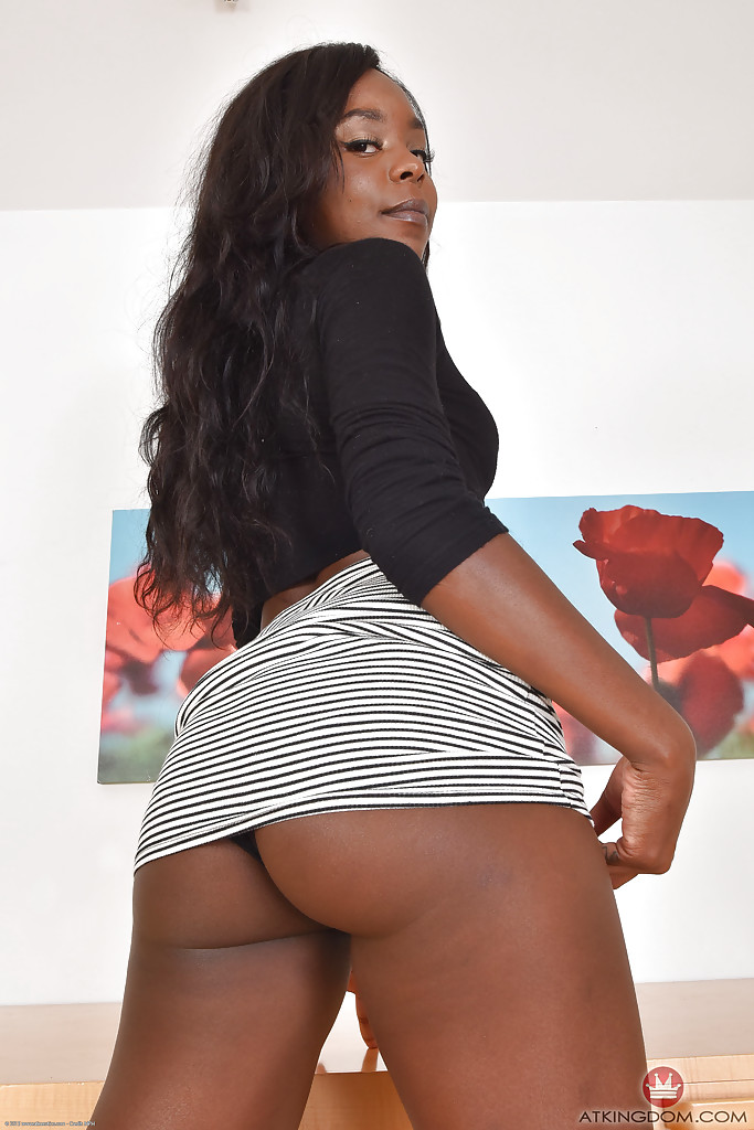 Mature Ebony Mom Friend