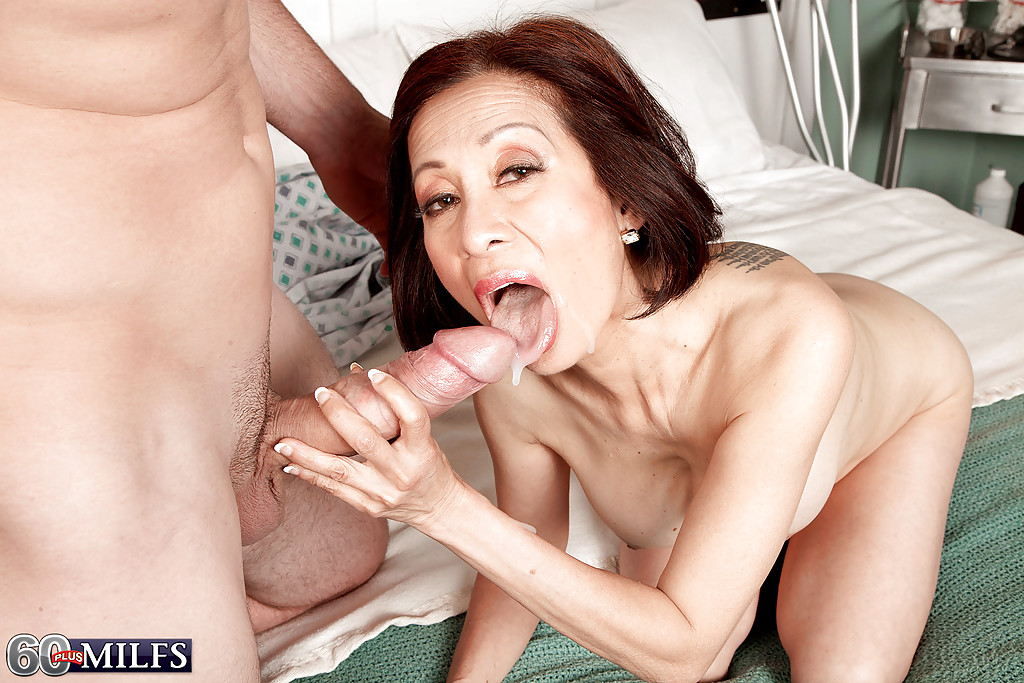 Chunk asian milf sex big cock