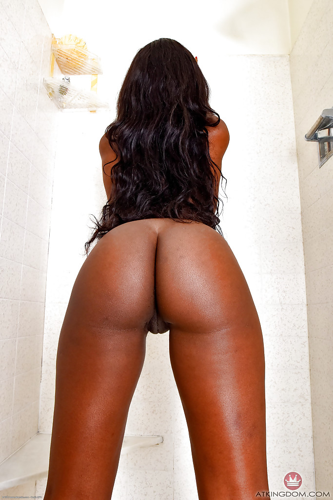 black pussy in the shower real amatuer sex video