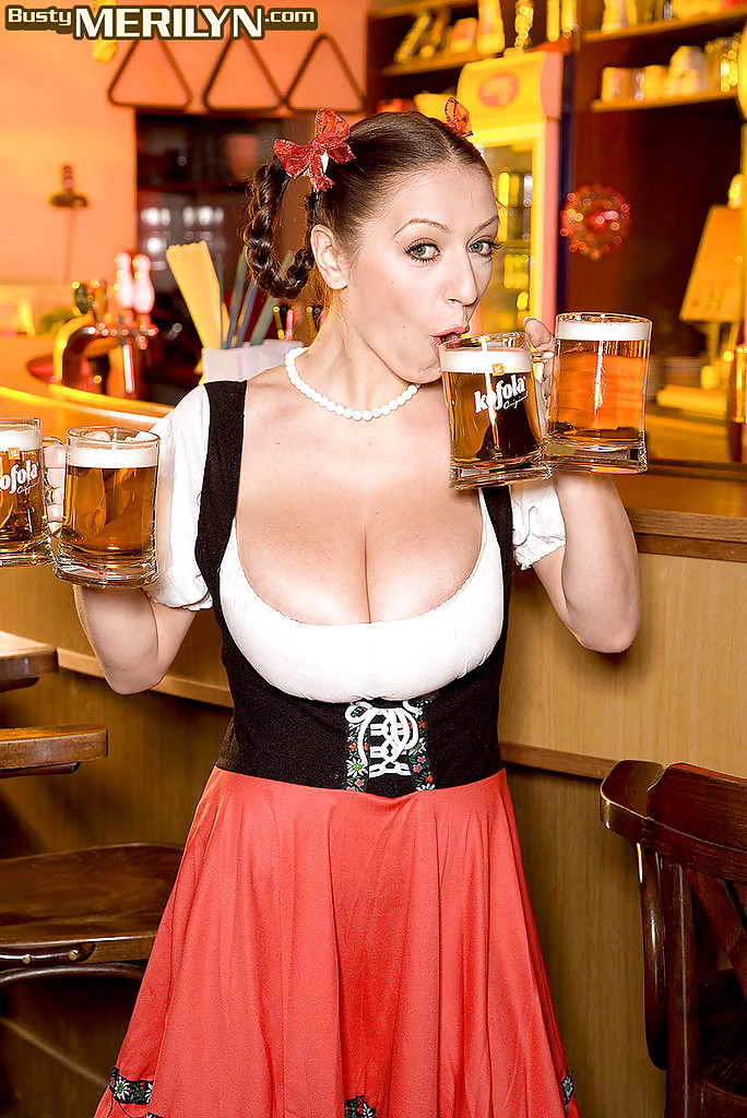 Mine the Mature barmaid porn congratulate, what