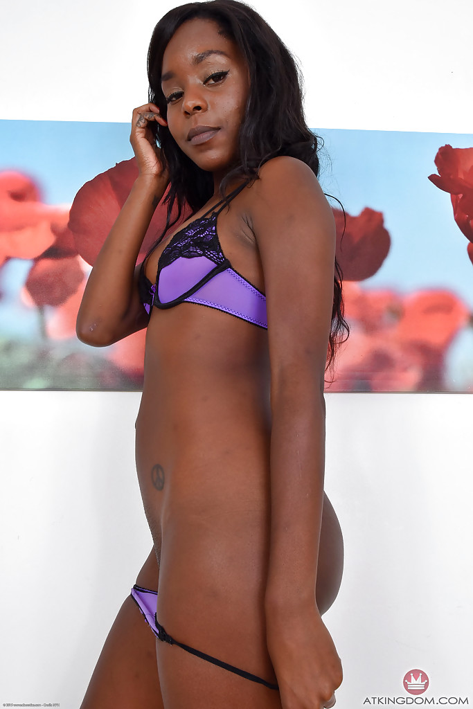 Sluts in tiny thongs ebony