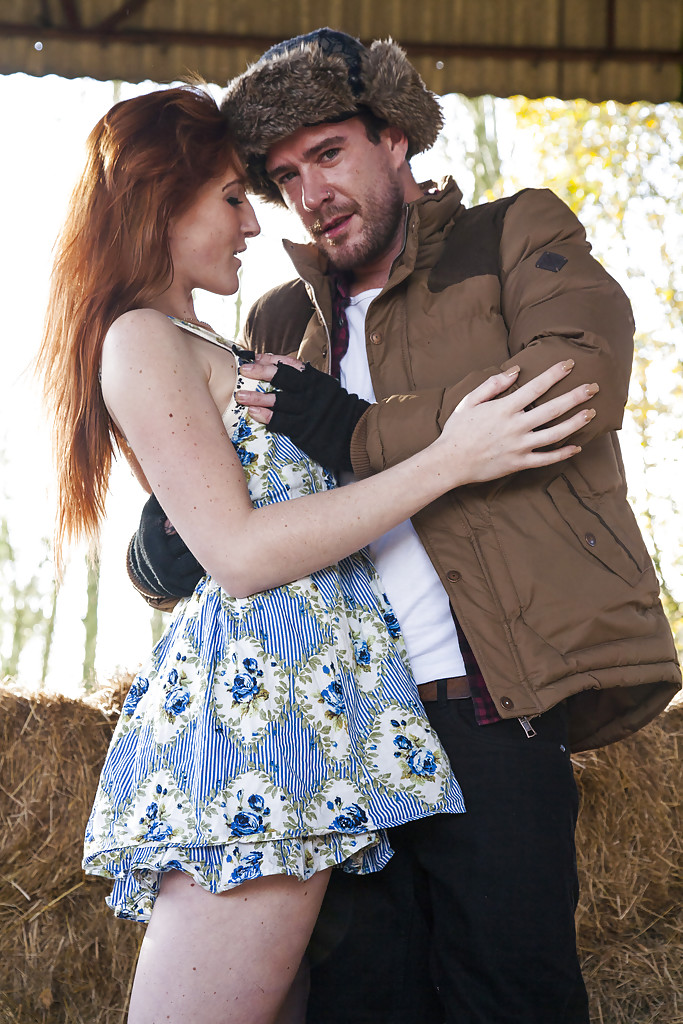 Red-headed Sabrina Jay giving alfresco bj beforehand hardcore fuck session porn photo #317517577 | Pure XXX Films, Sabrina Jay, Ass Fucking, Blowjob, Close Up, Clothed, Cowgirl, Hardcore, Outdoor, Redhead, Skirt, mobile porn