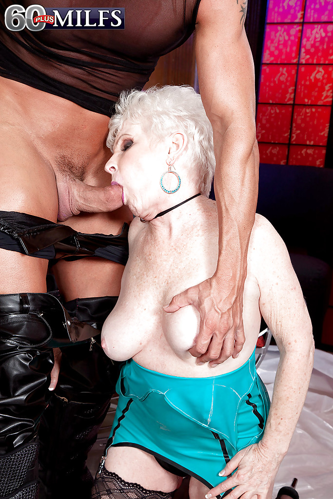 Marie mature granny bdsm wanna bust nut