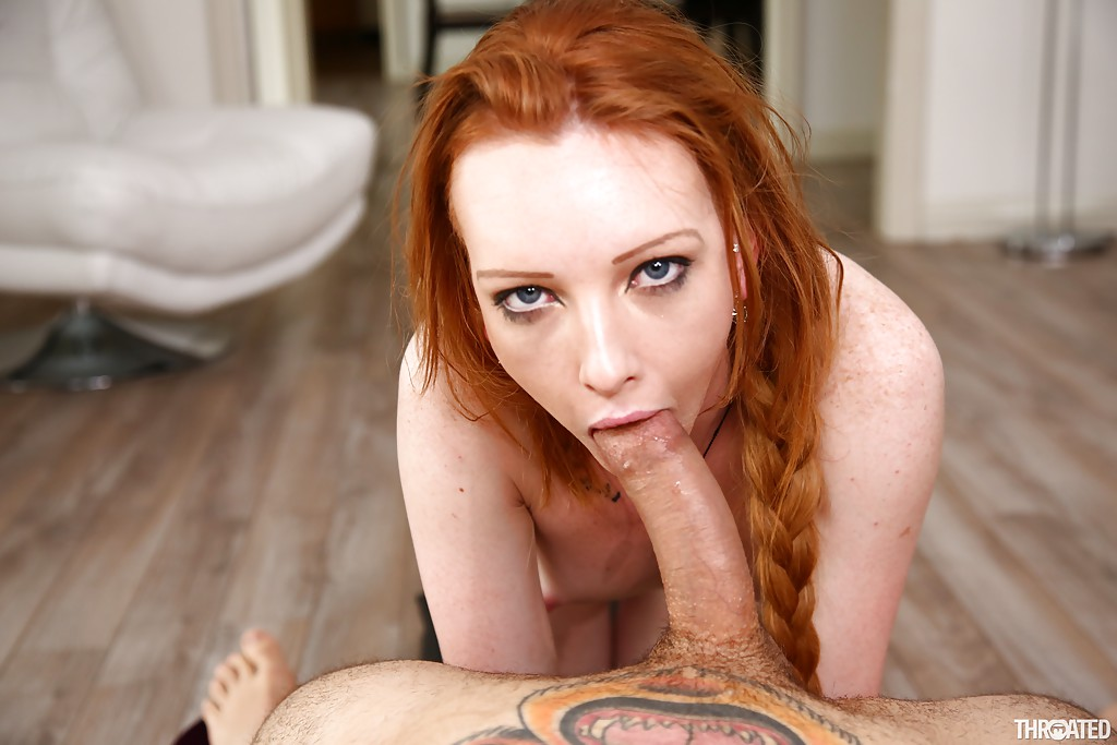 Do red heads like oral sex