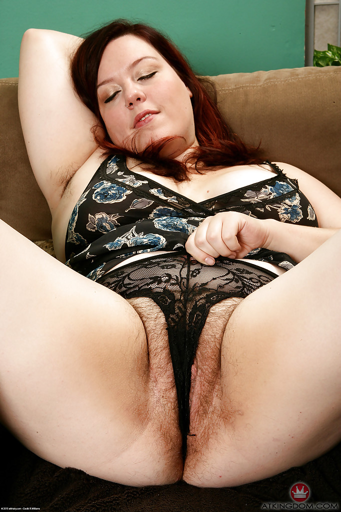 hairy pussies Bbw mature