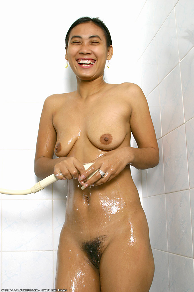 Seems magnificent Latina hairy shower