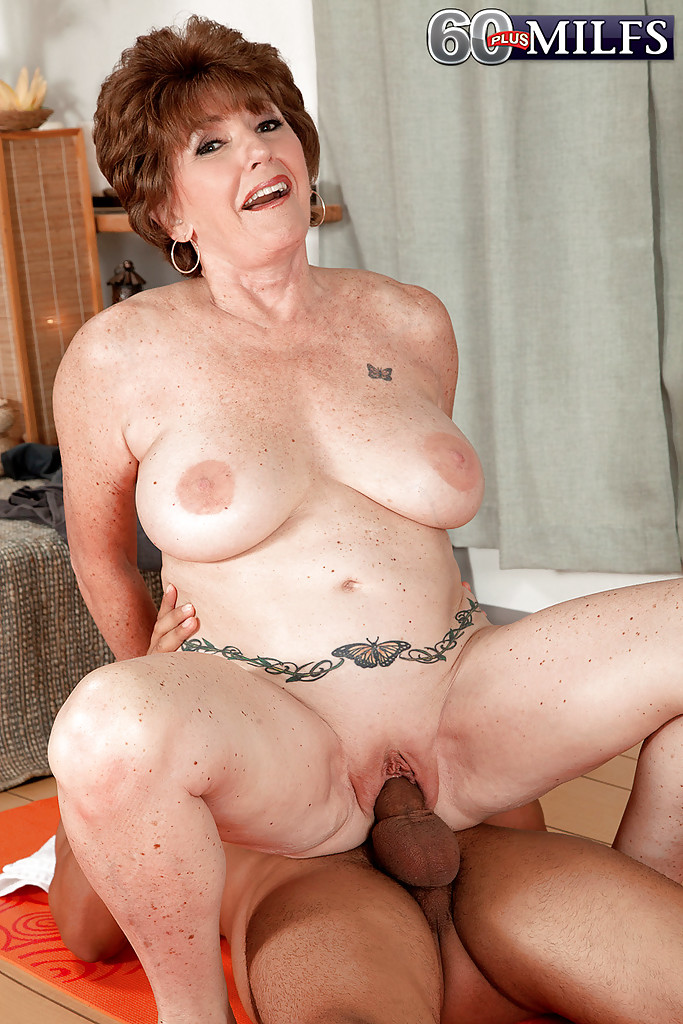 Matur moms big cock