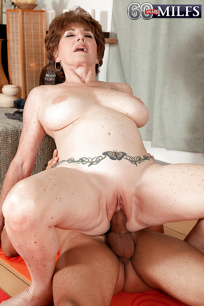 Big cock busty aunt photo