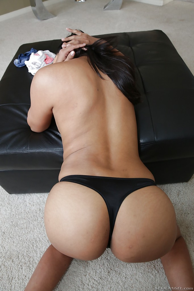 ass panties Milf in