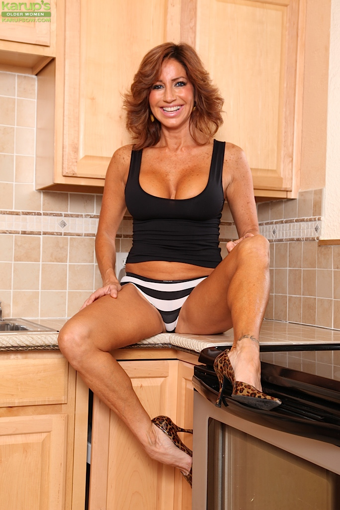Commit error. sexy naked mature women in the kitchen idea