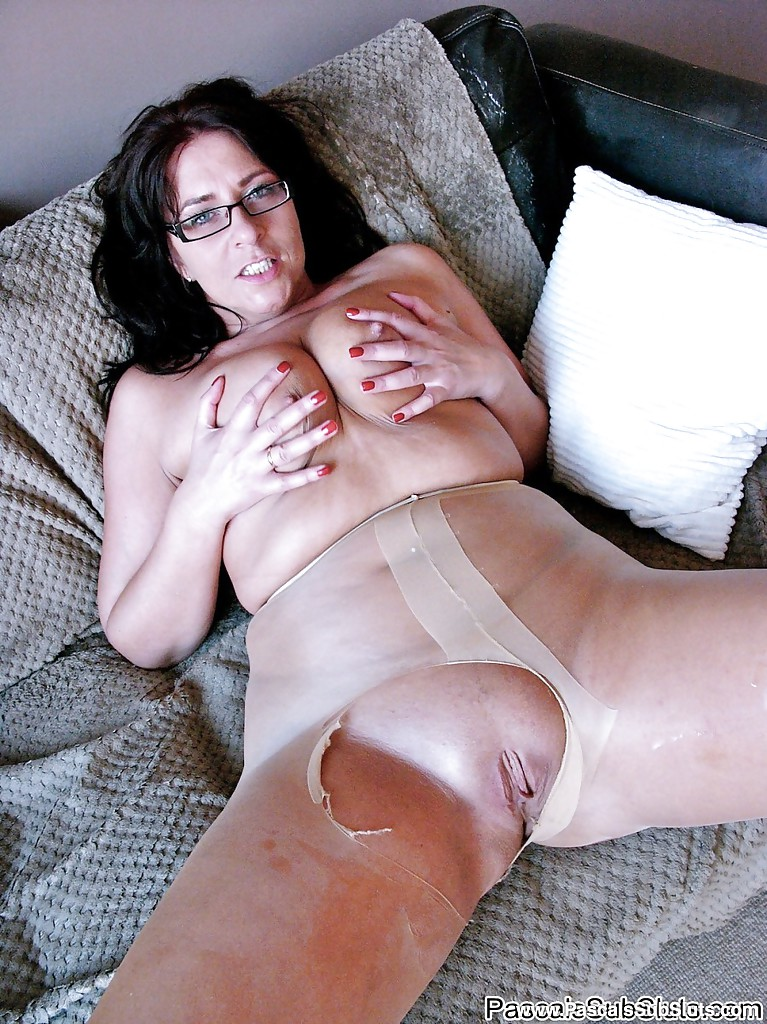 Mature amateur pantyhose pictures