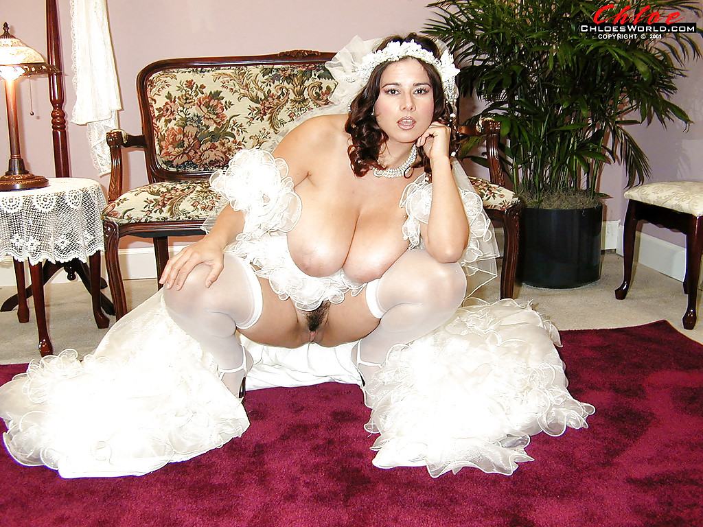 Big tits wedding dress fill blank