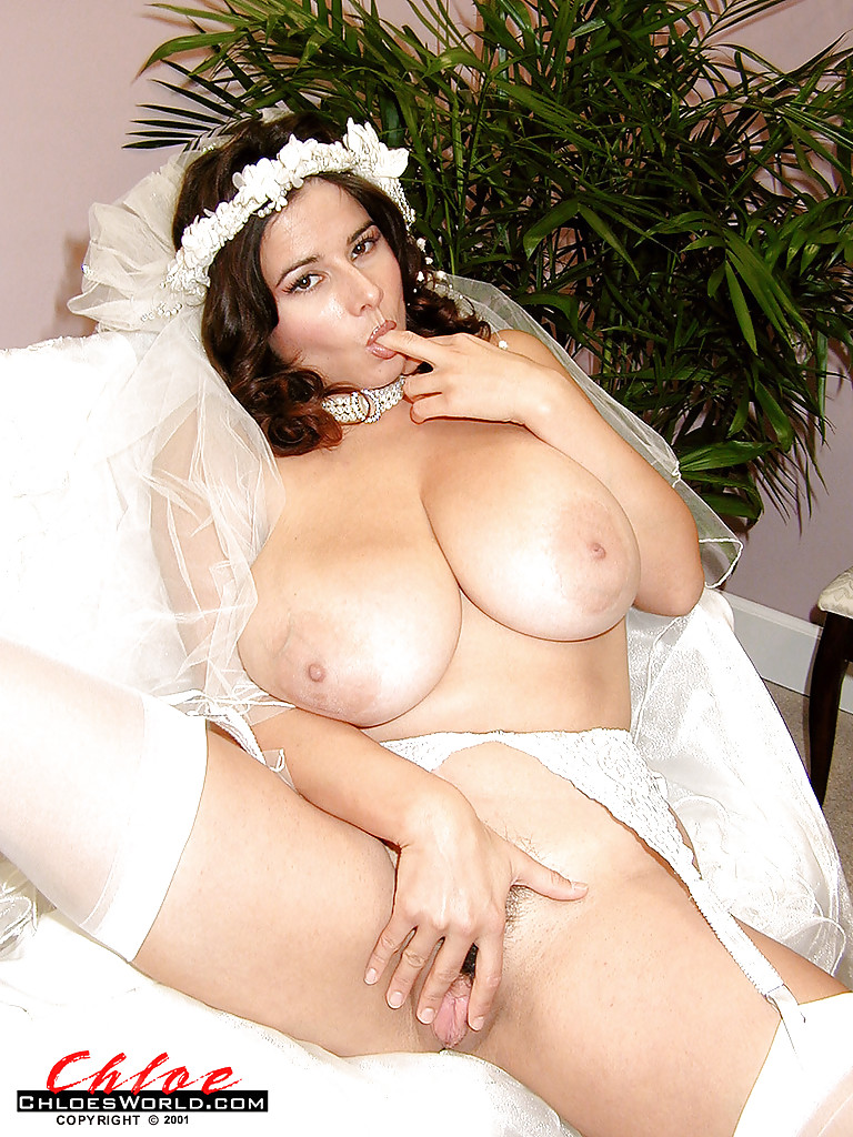 Apologise, big tits wedding dress