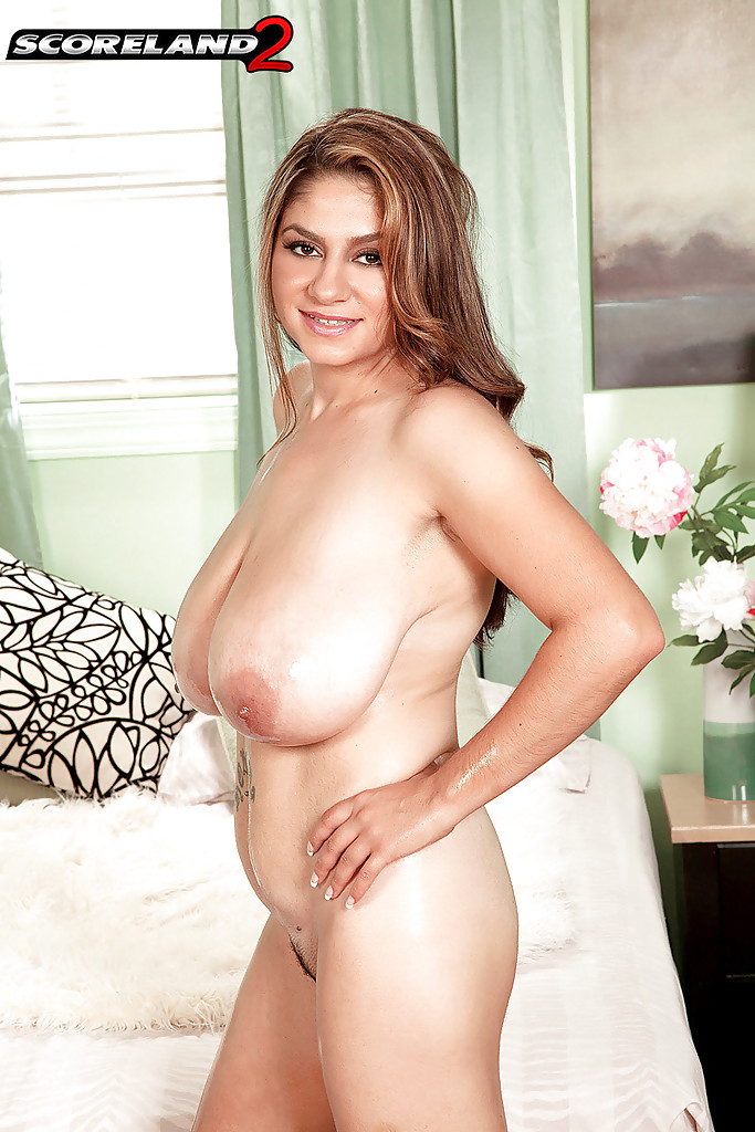... Buxom babe Jasmine Shiraz stripping off dress and panties for nipple  lick