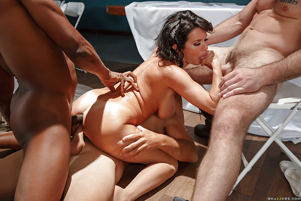 Join told wedding night gangbang video consider, that