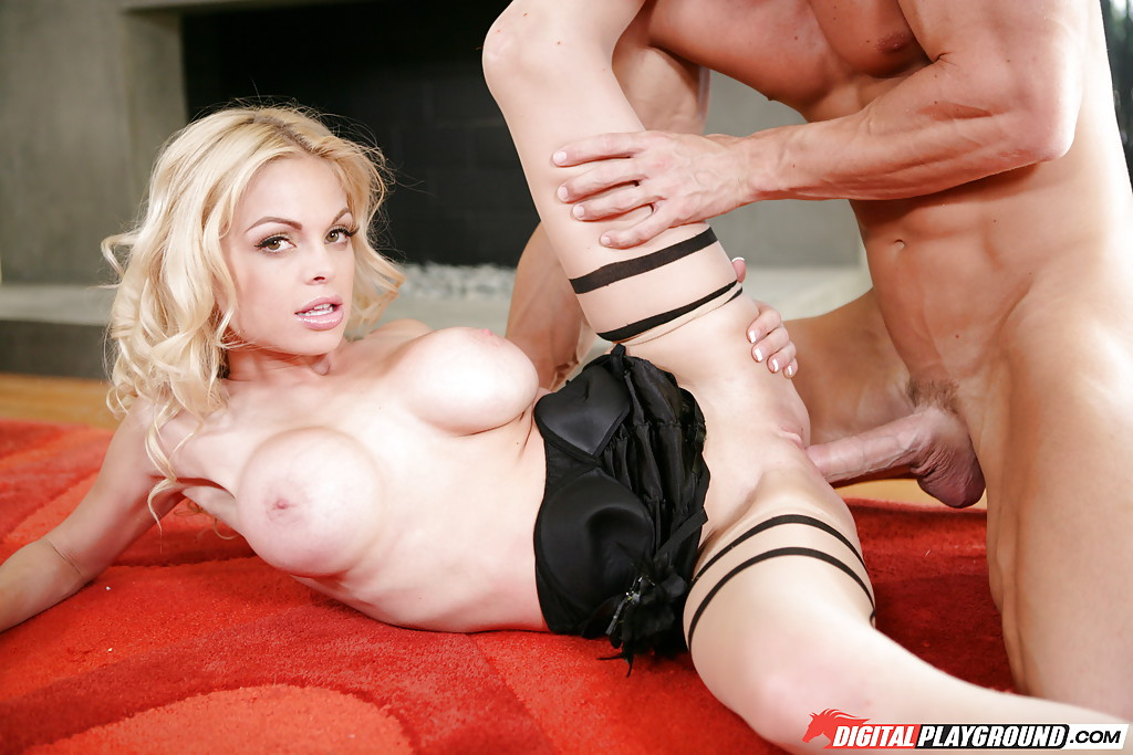 Jesse Jane In Stockings