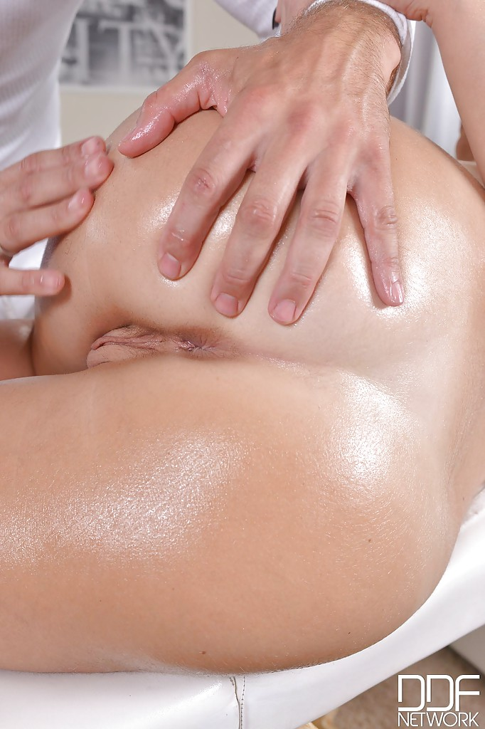 Oil massage sex