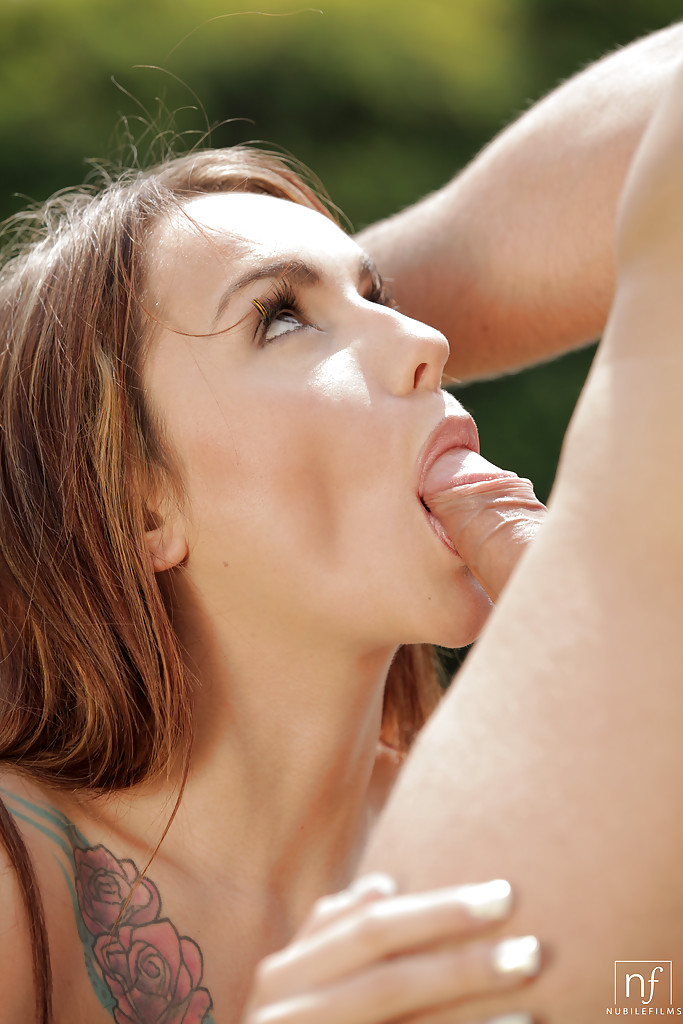 blowjob Leyla black