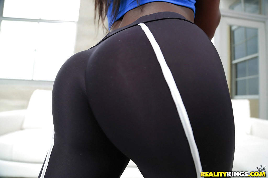 Through undressing See gallery pants yoga
