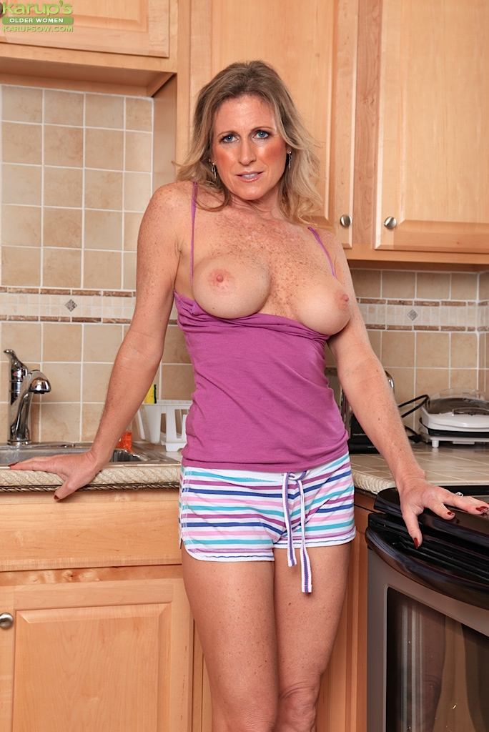 Big breast mature women