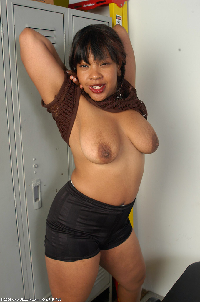 Amature pierced black nipples — 10