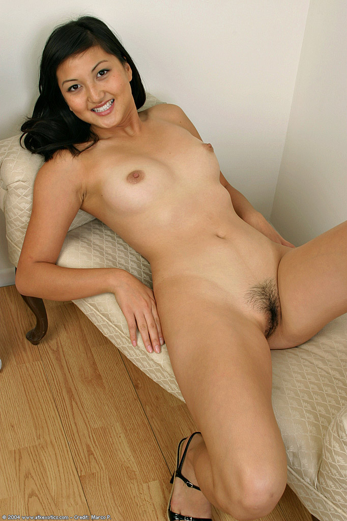 Girl breasts asian firm