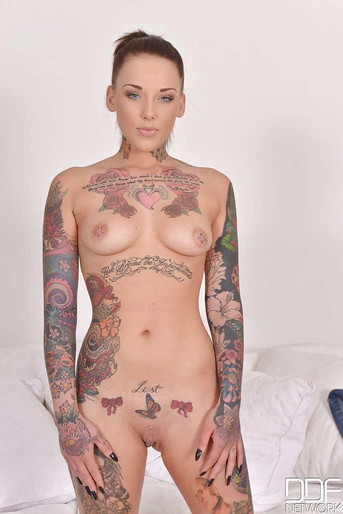 Tattoo sex for young girl — 9