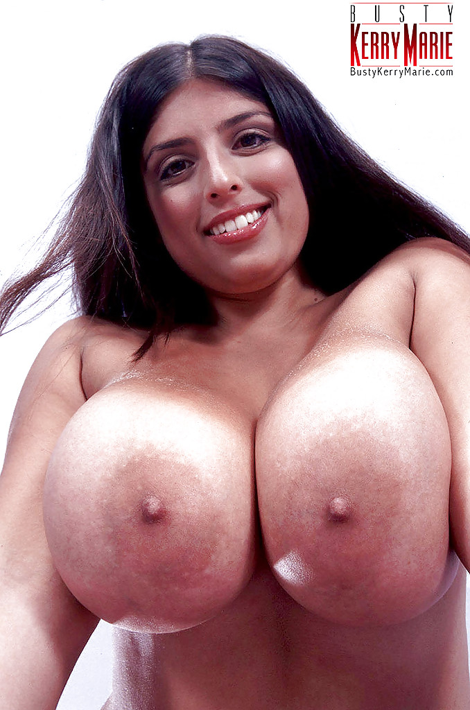 Busty latina plump