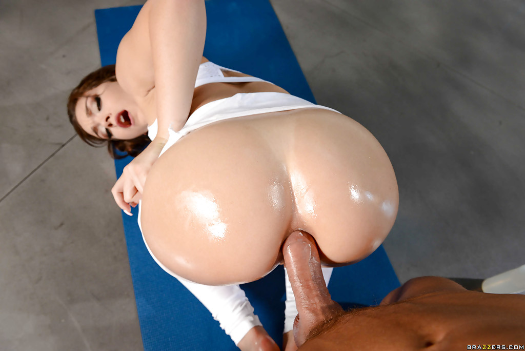 Big ass yoga