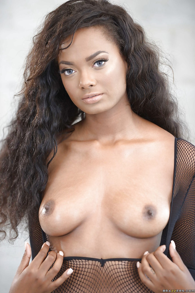 Black adult film actress