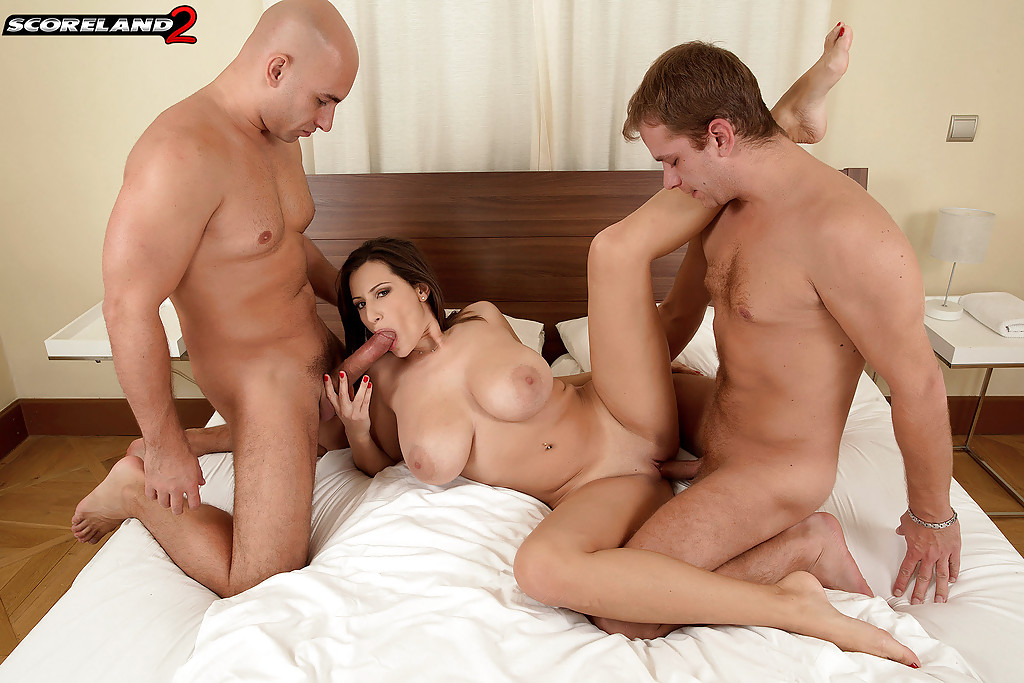Jane threesome sensual