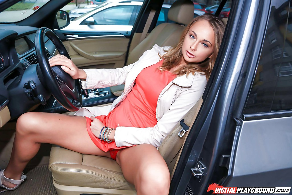 Upskirt pictures from cars