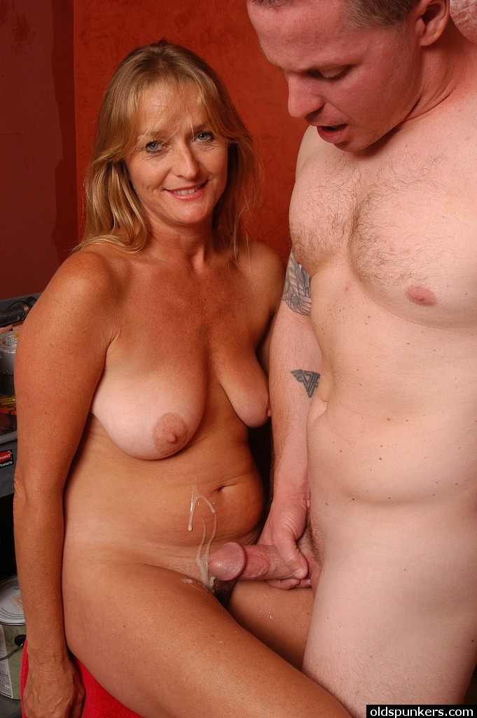older women with big brest having sex