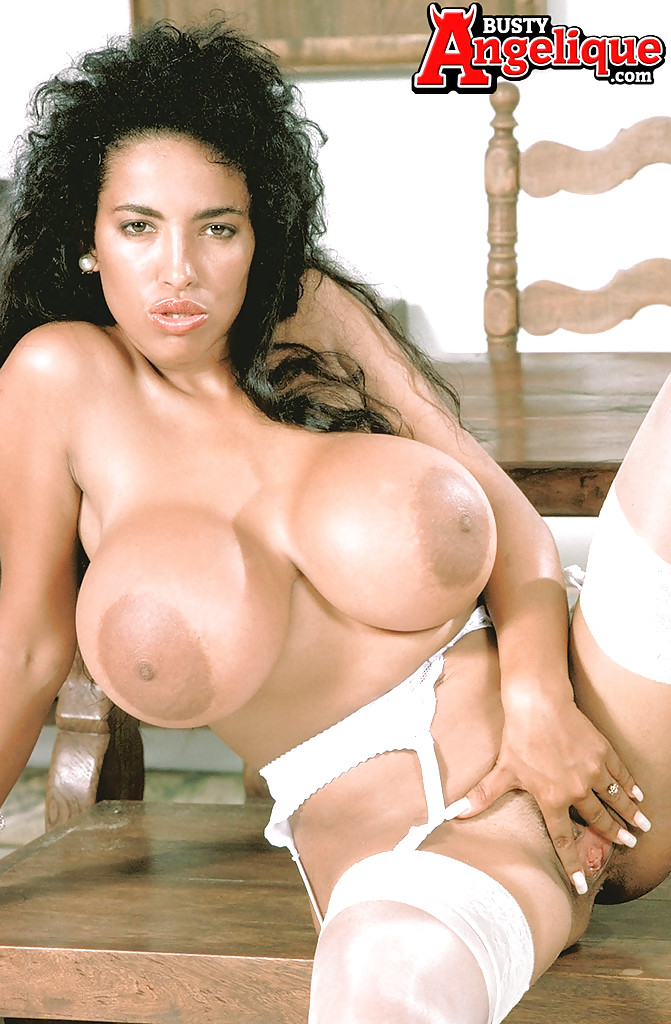 Busty latina angelique videos Anderson Big