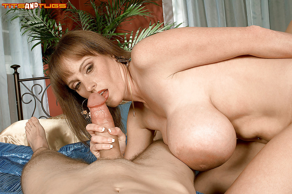 nacked woman and cock