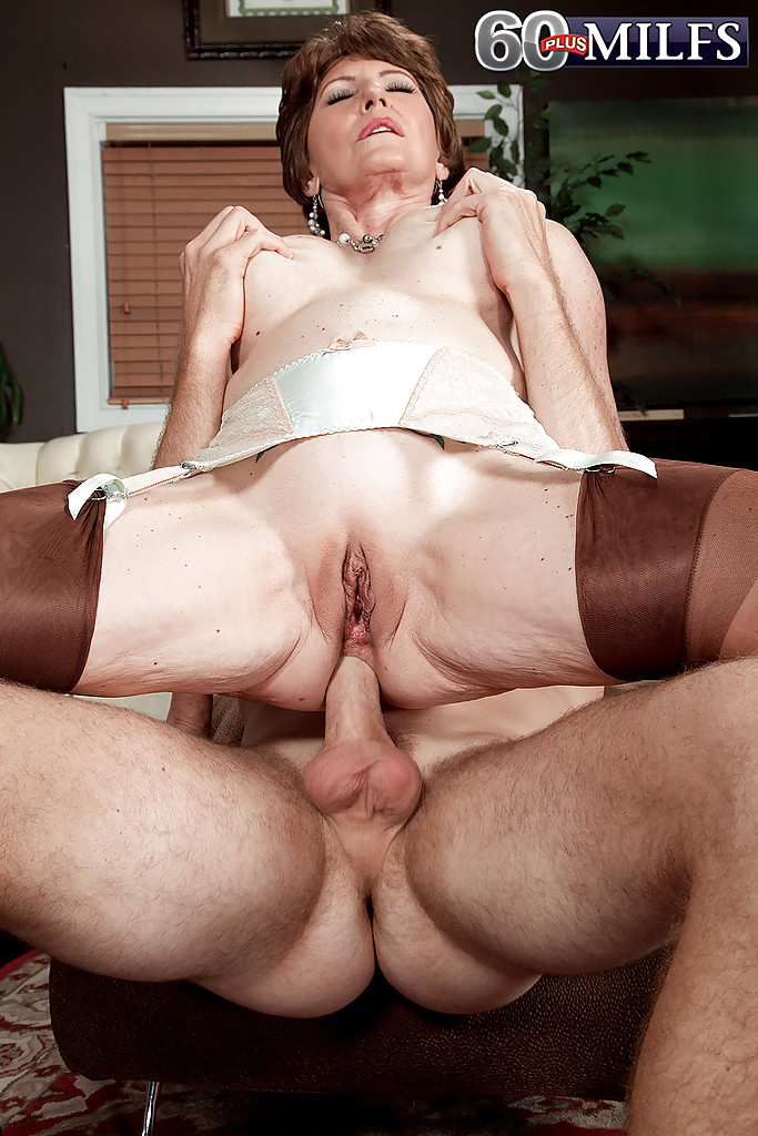 Hell! GRANNY FUCK IN NYLONS perfect