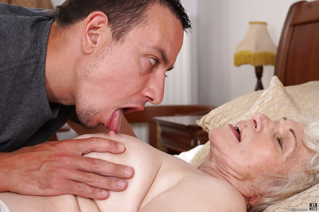 A younger granny norma - 2 part 2