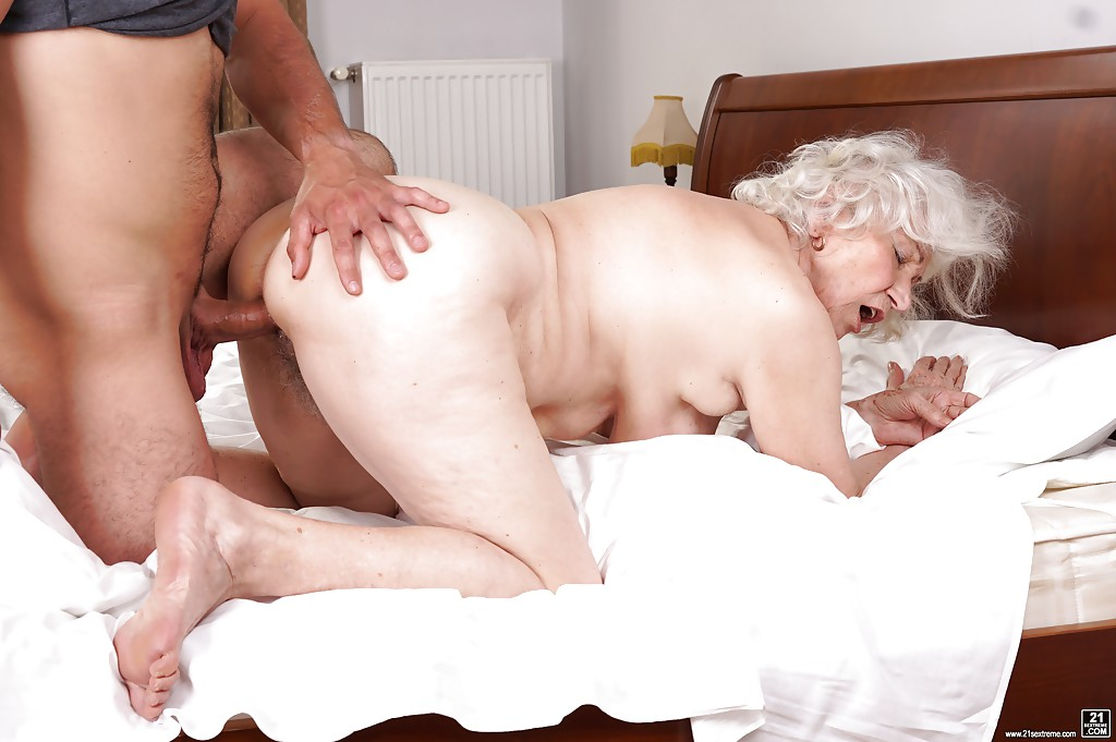 A younger granny norma - 2 part 1