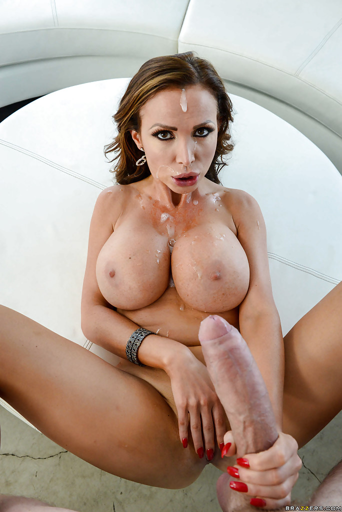 busty milf nikki benz masturbating in high heels with