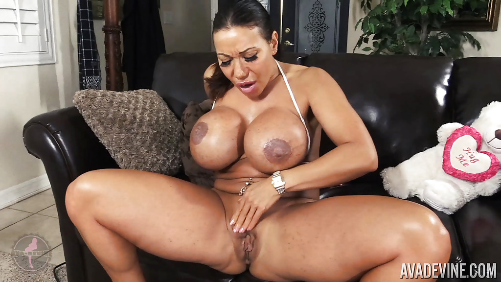 Fuck ava machine devine
