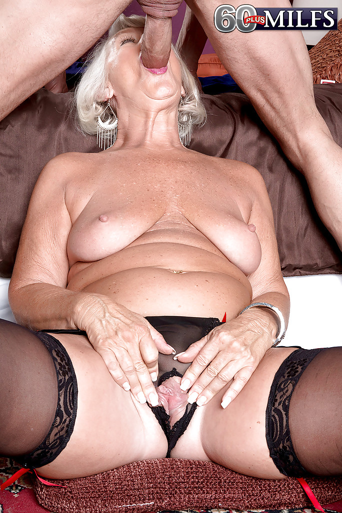 60plus cumshot for horny outdoor slut 6
