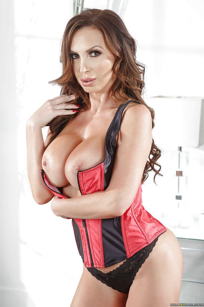 Nikki benz latex