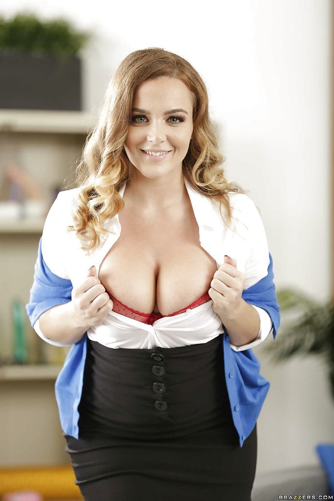Real teacher with nice tits