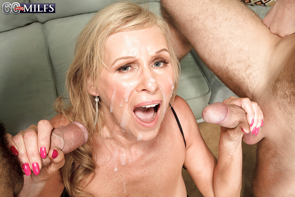 Bosomy grandma Bethany James copulating 2 junior mans with seed facial finale porn photo #320861584 | 60 Plus Milfs, Bethany James, Big Cock, Big Tits, Blonde, Blowjob, Cowgirl, Cumshot, Facial, Fingering, Granny, Groupsex, Handjob, Reality, Shaved, Stockings, Threesome, mobile porn