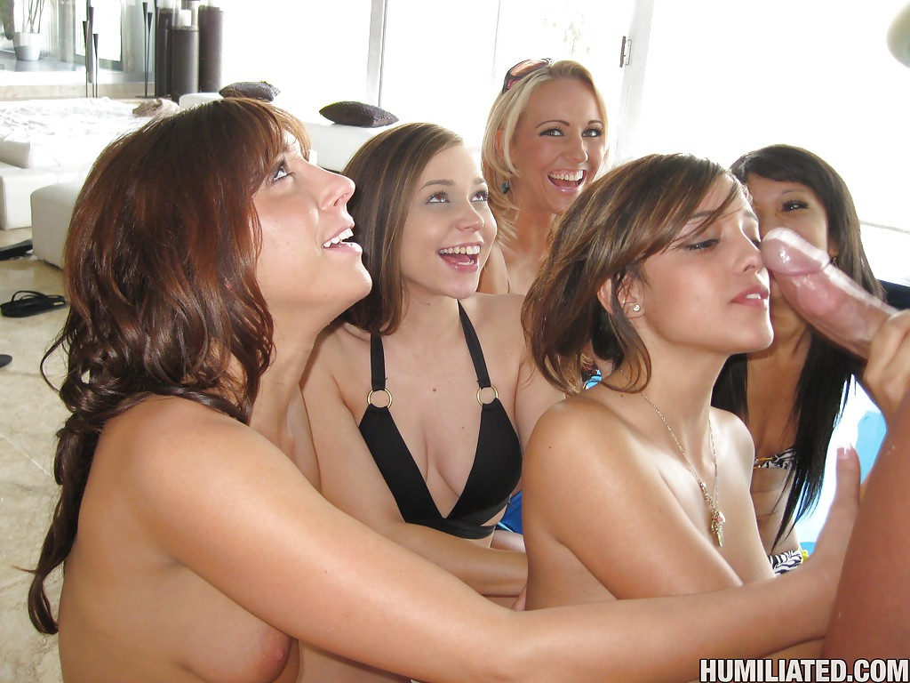 Mexican group girls naked video