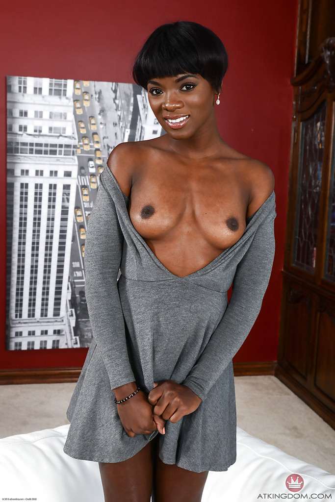 Above told Pink hair ebony porn pics can