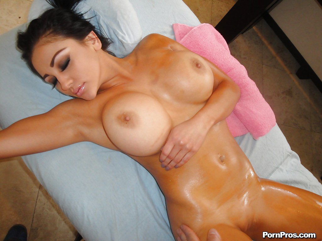 Confirm. join Big oiled tits fucked