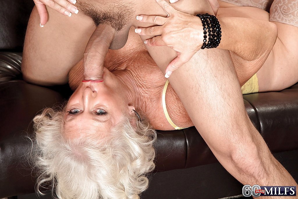Horny granny getting fucked opinion