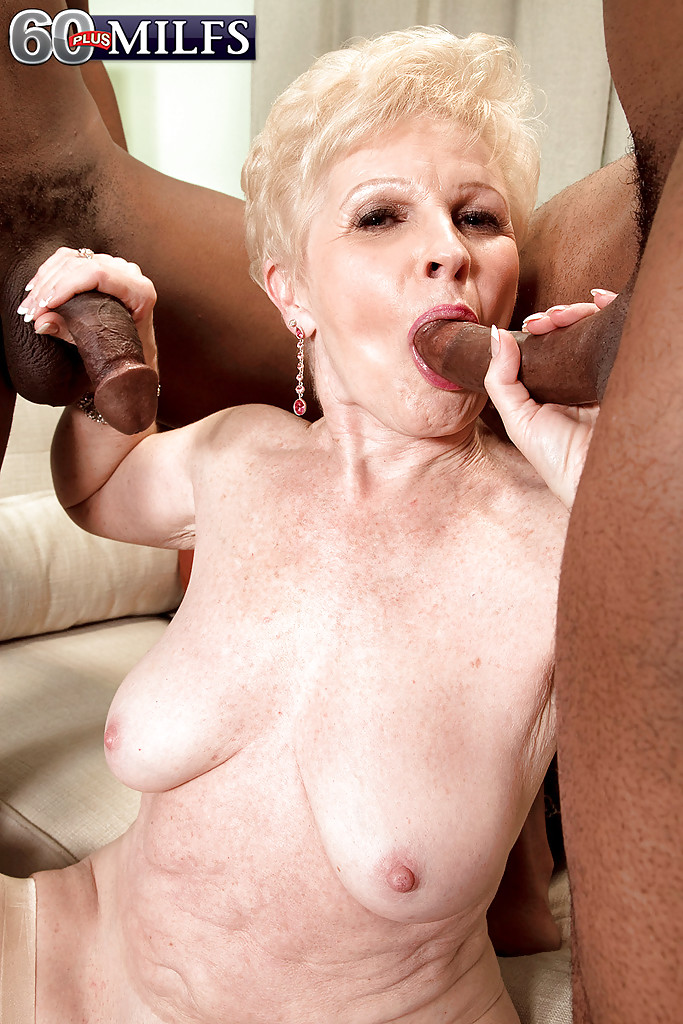 Amazing gilf loves bbc super hot gilf 10